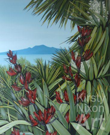 """""""View to Rangitoto"""""""