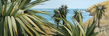 """East Coast""<br> 900mm x 300mm Art by the Sea"