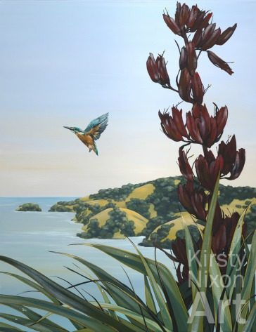 On The Wing at Little River Gallery <br>8th April &#8211; 3rd May 2017<br><br>